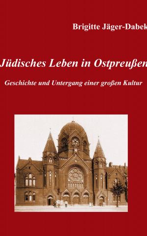 Jüdisches Leben in Ostpreußen, Cover