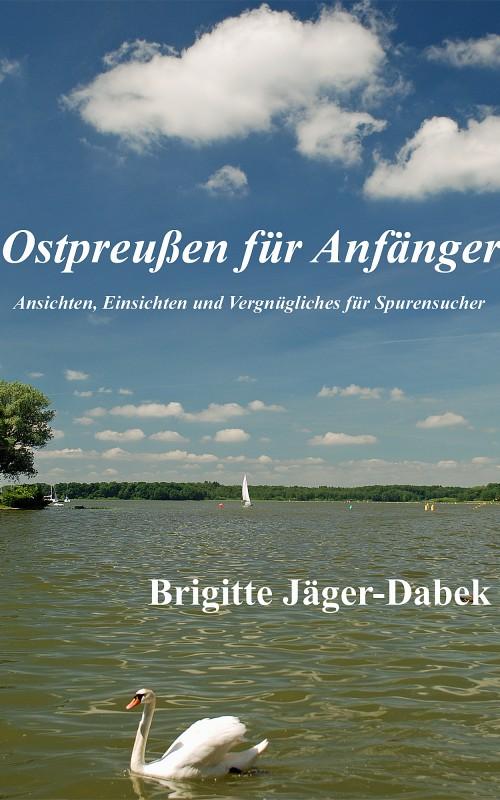 Ostpreußen für Anfänger, Cover